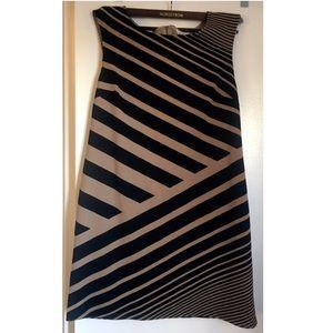 Black & Tan Loft Dress (12)